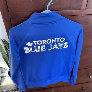 Blue Jays track jacket - PINK